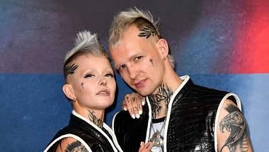 Eric und Edith Stehfest - Foto: imago
