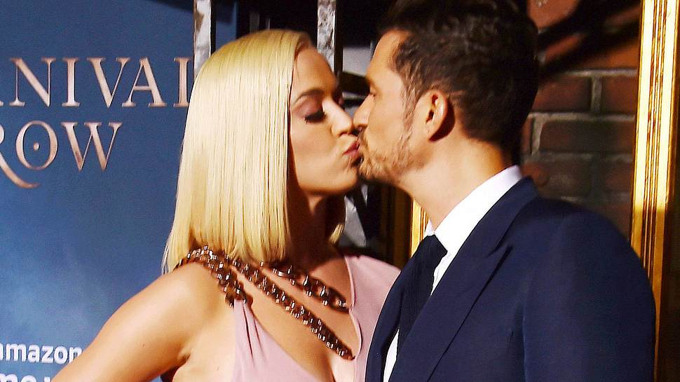 Katy Perry und Orlando Bloom - Foto: imago images / APress
