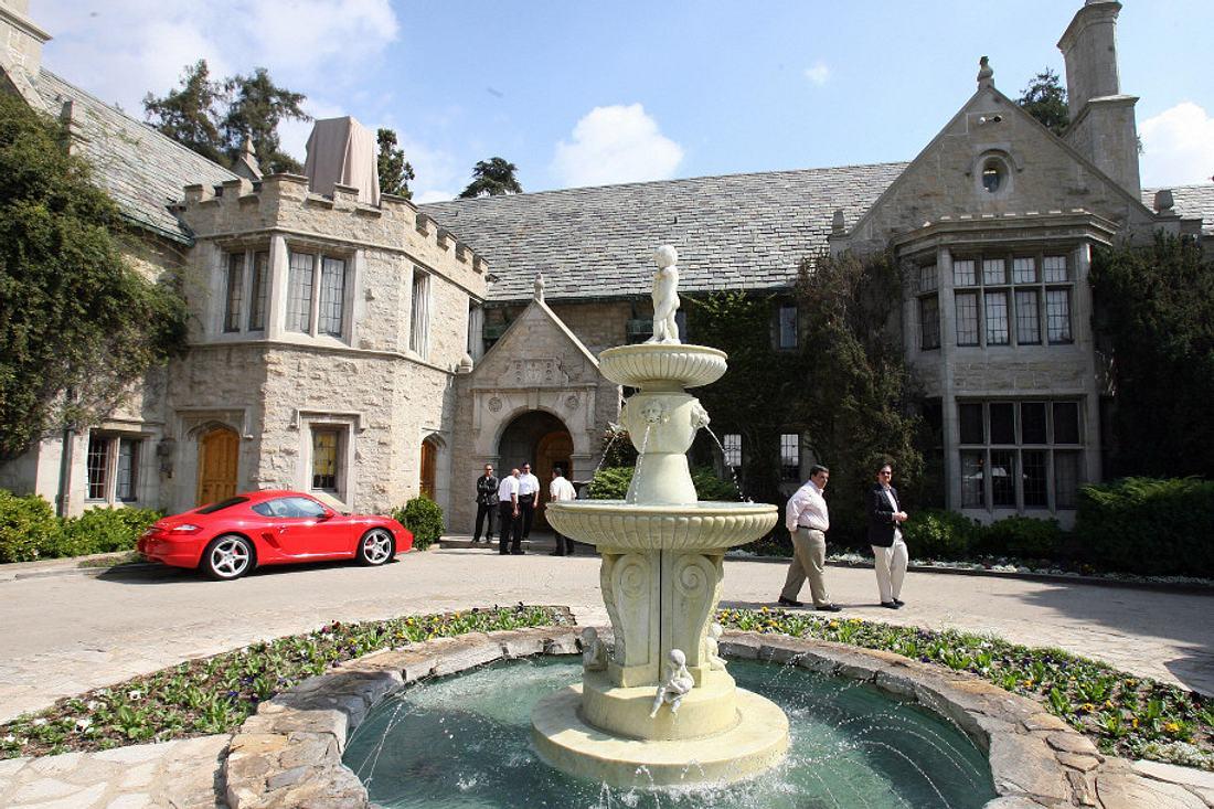 Die Playboy Mansion ist legendär
