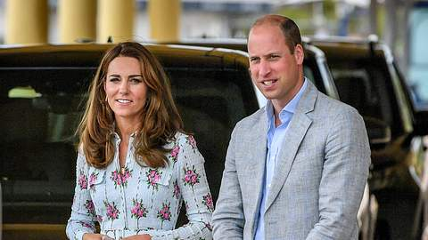 Kate und William - Foto: imago images / i Images