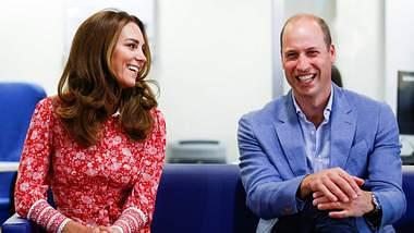 Kate und William - Foto: imago images / i Images