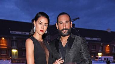 Massimo Sinató und Rebecca Mir - Foto: Getty Images