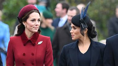 Meghan und Kate - Foto: Getty Images