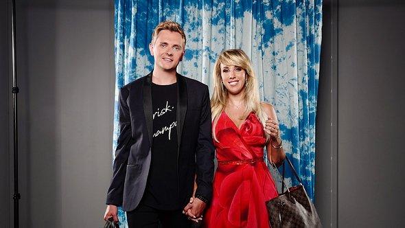 Annemarie Eilfeld und Tim Sandt - Foto: TVNOW/ Stefan Gregorowius