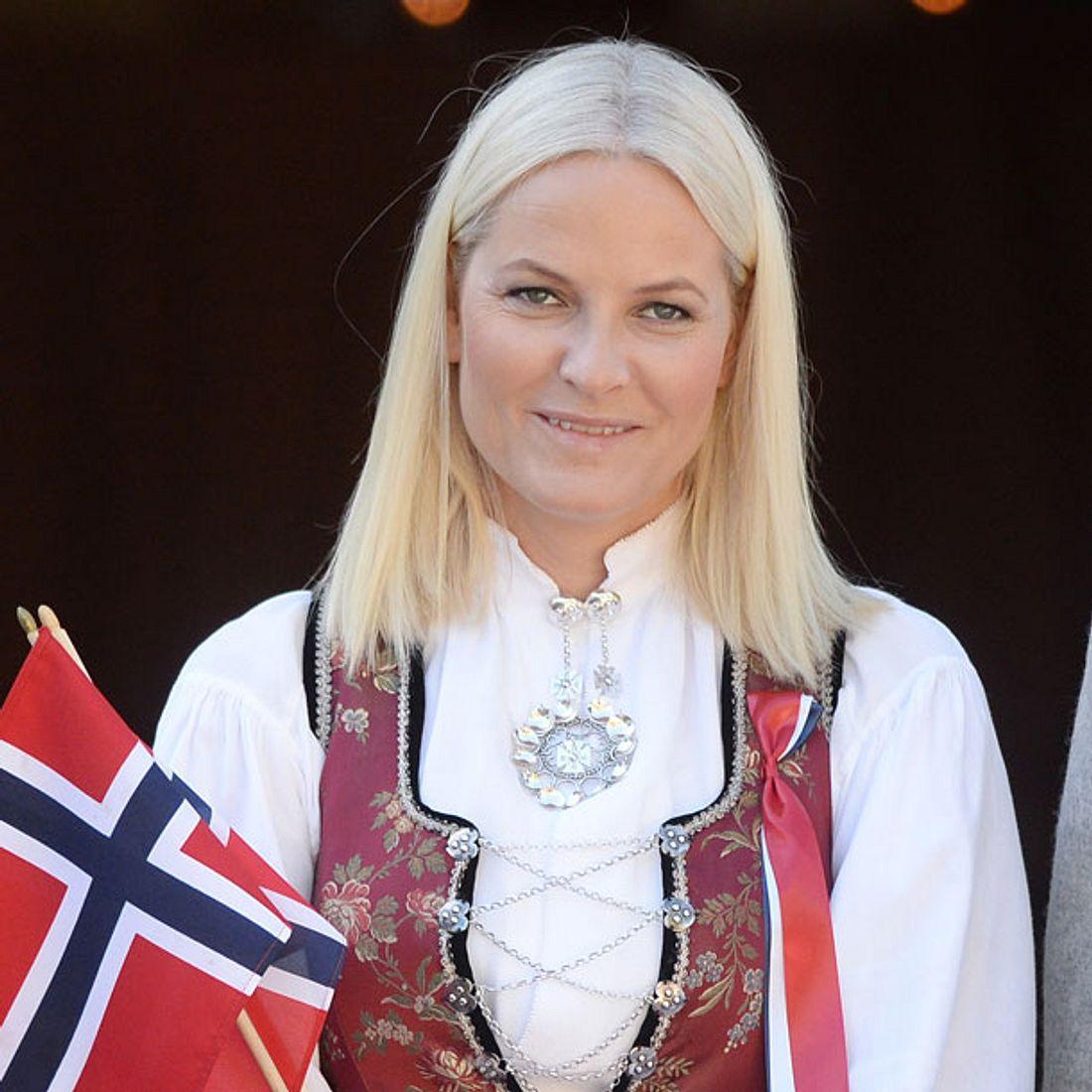 Platz 3: Mette-Marit von Norwegen