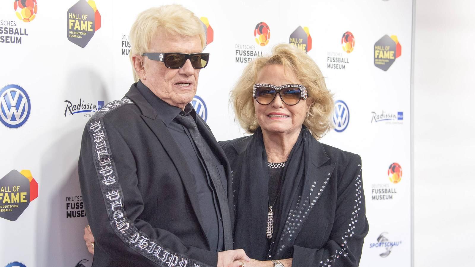 Heino & Hannelore: Bitteres Drama nach 41 Ehe-Jahren!