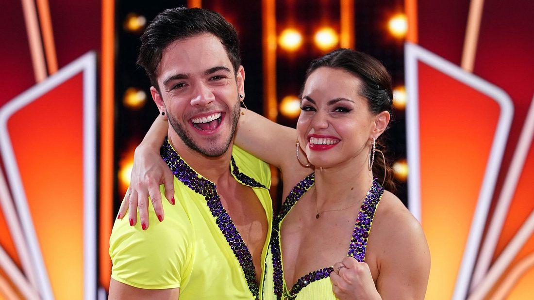 Luca Hänni & Christina Luft
