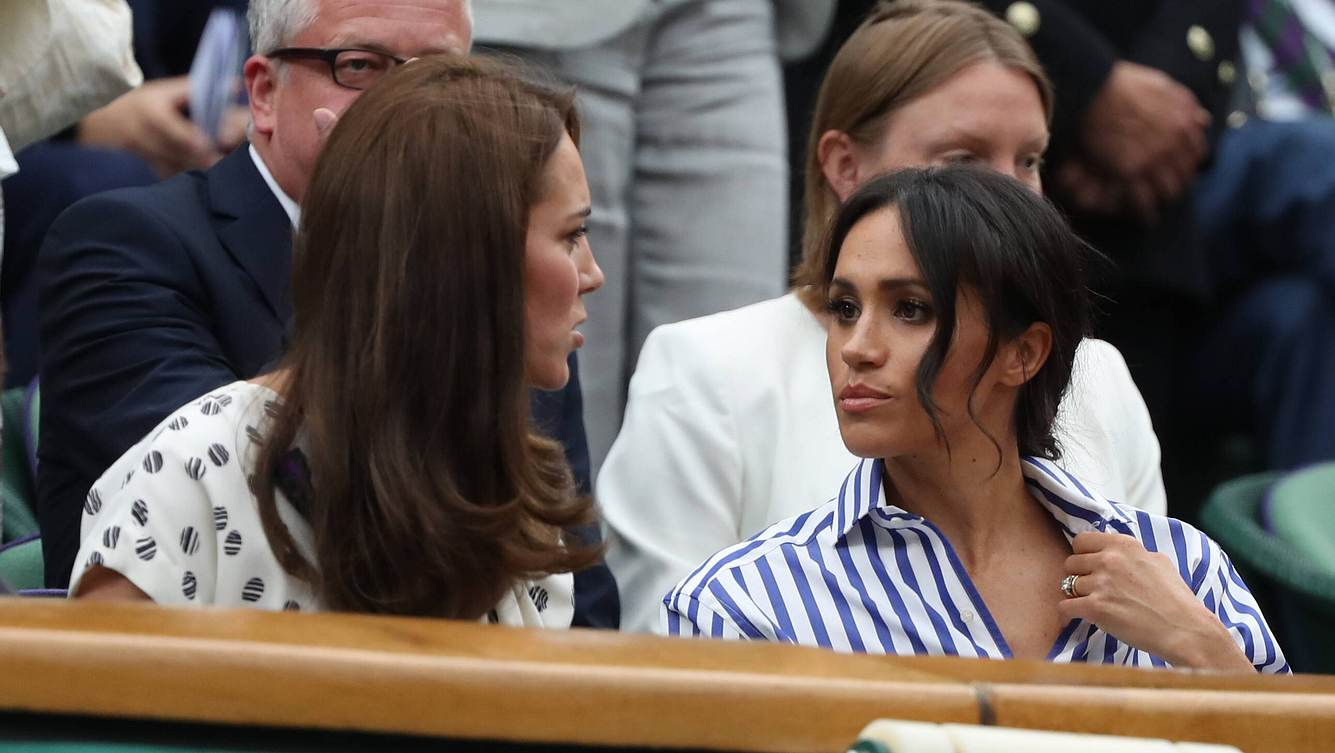 Meghan und Kate