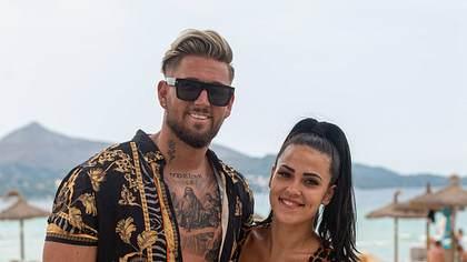 Mike Heiter und Elena Miras - Foto: imago