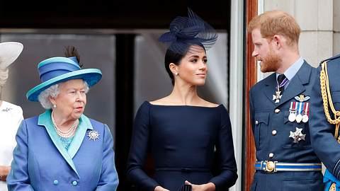 Damit brechen sie der Queen das Herz!