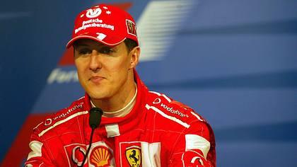 Michael Schumacher - Foto: imago