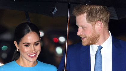 Prinz Harry Herzogin Meghan - Foto: Getty Images
