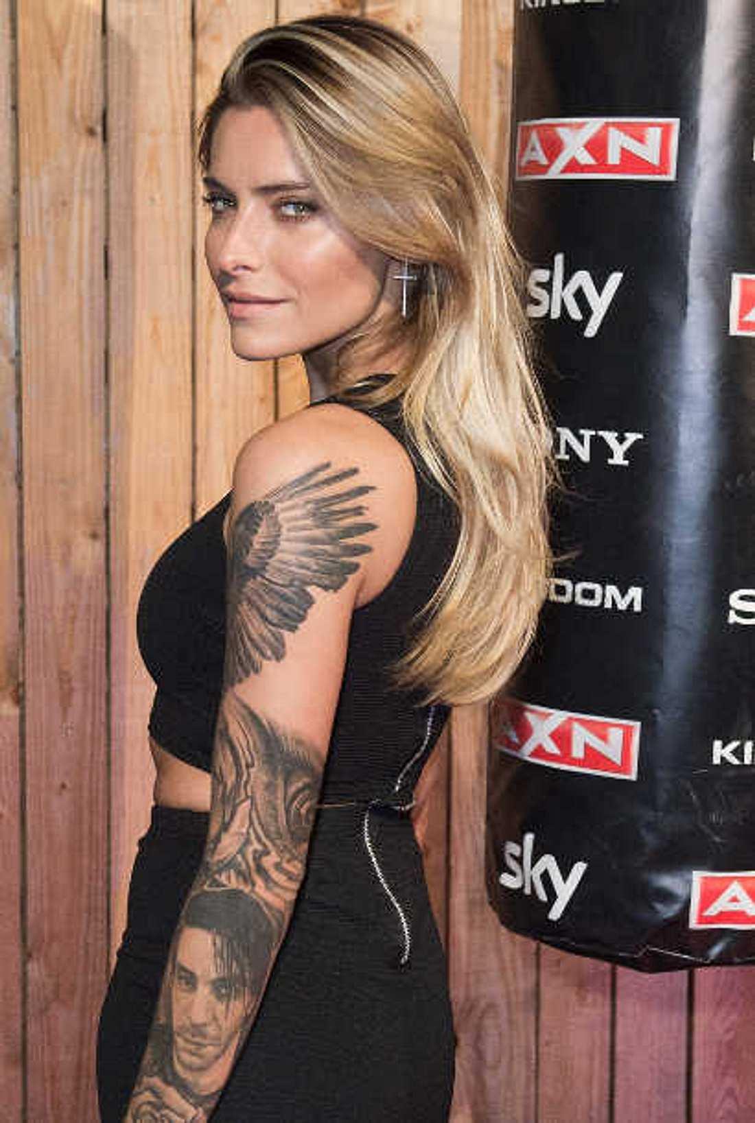Tattoo Sophia Thomalla
