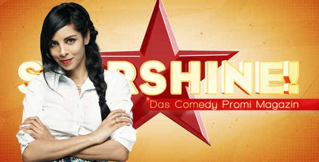 """Starshine – Das Comedy Promi-Magazin"": Ab 11. Februar 2016, donnerstags um 23:00 Uhr bei RTL II"