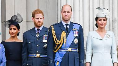 Harry Kate und William - Foto: Getty Images