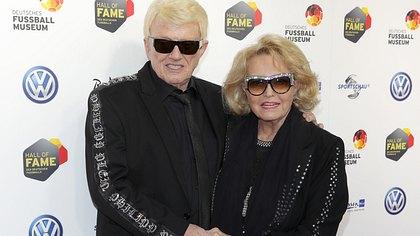 Heine und Hannelora - Foto: Getty Images