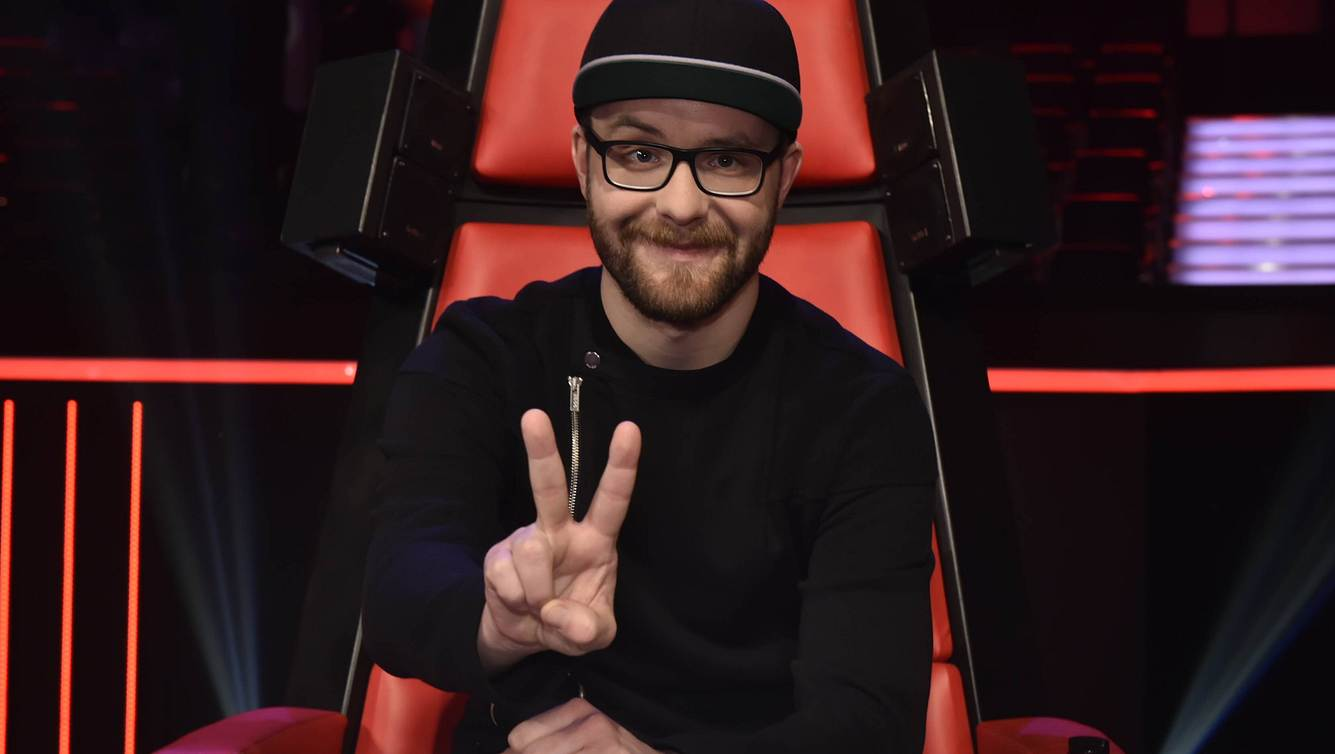 Wo ist Mark Forster?