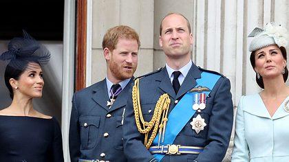 Meghan und William - Foto: Getty Images