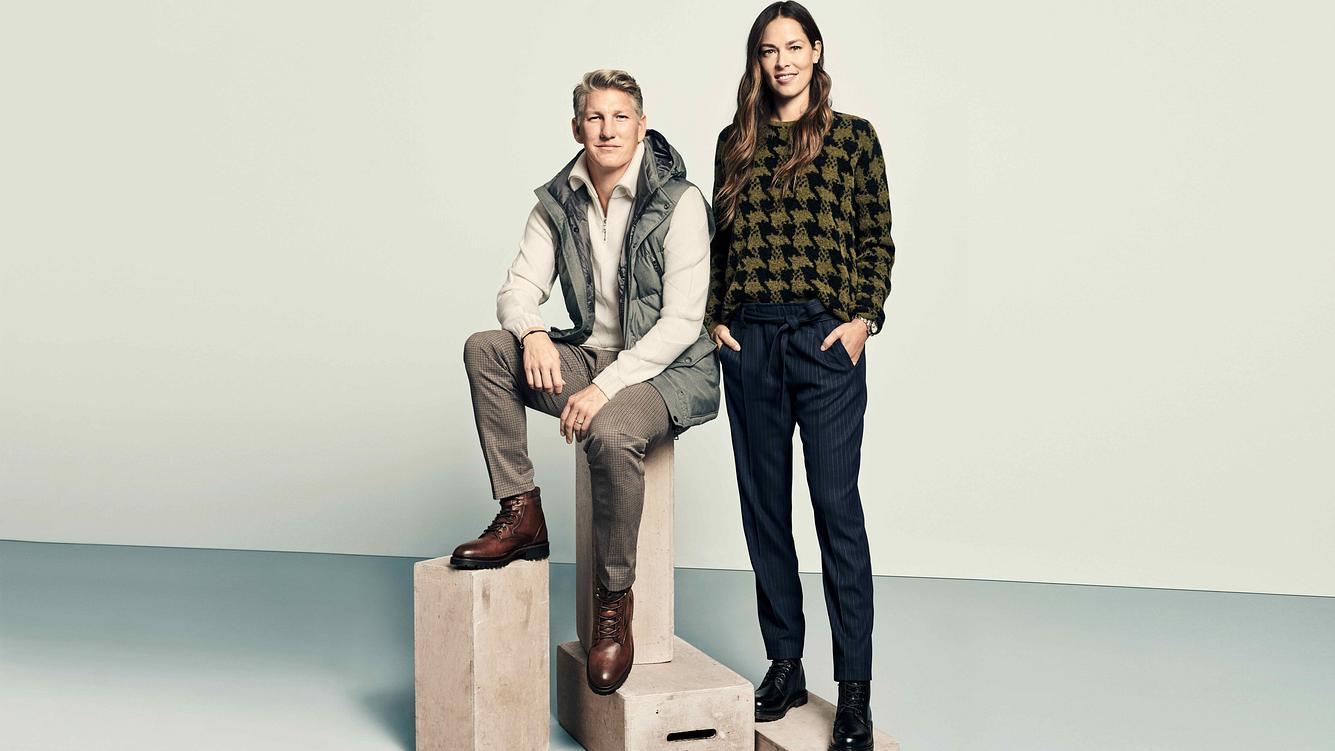 Bastian Schweinsteiger & Ana Ivanović