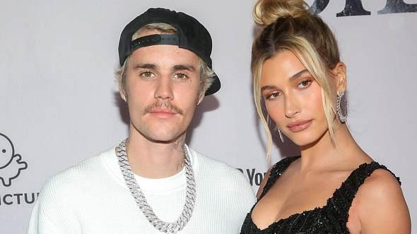Justin Bieber & Hailey Bieber - Foto: imago images / APress