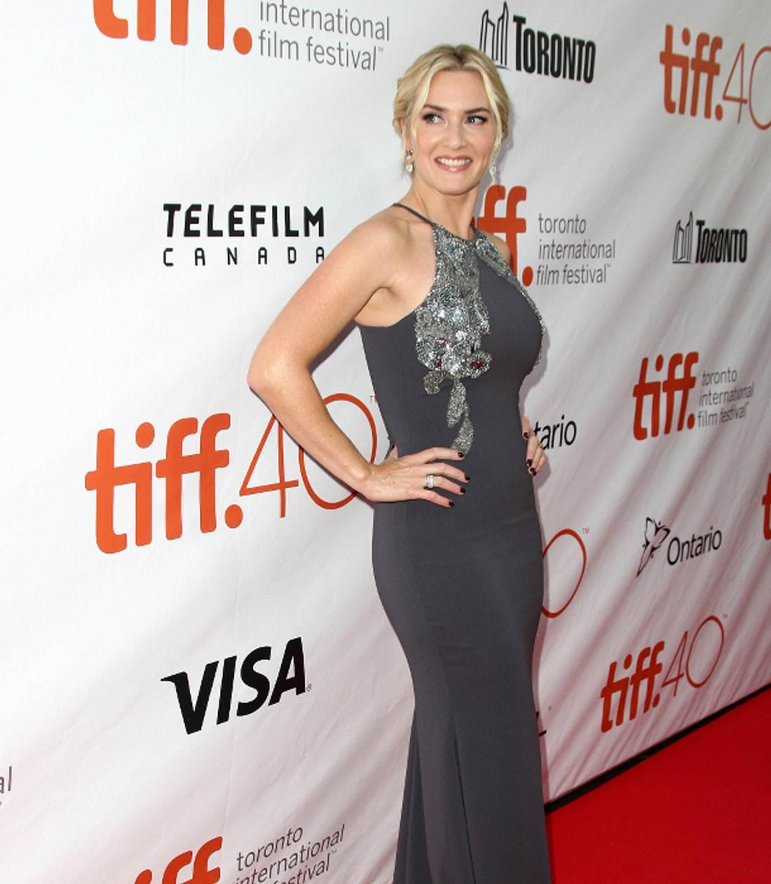 Kate Winslet über Sexszenen mit Liam Hemsworth
