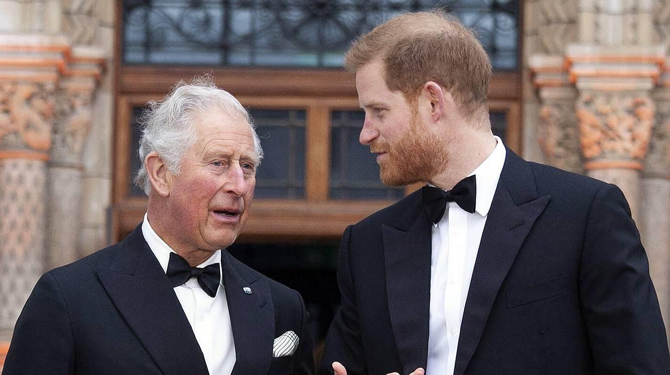 Charles und Harry