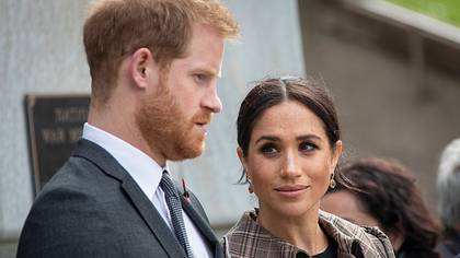 Prinz Harry und Herzogin Meghan - Foto: GettyImages