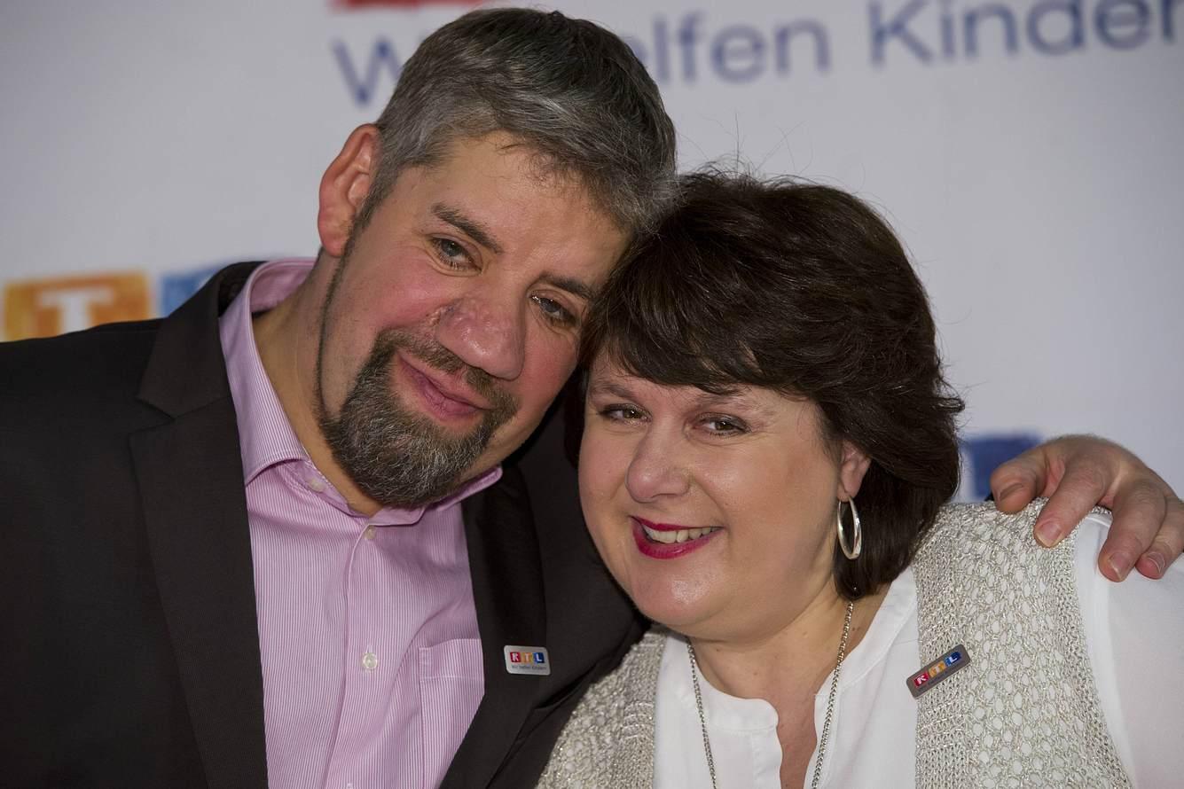 Uwe und Iris