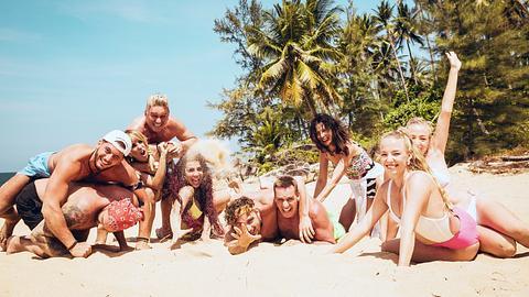 Kampf der Realitystars - Foto: SAT.1