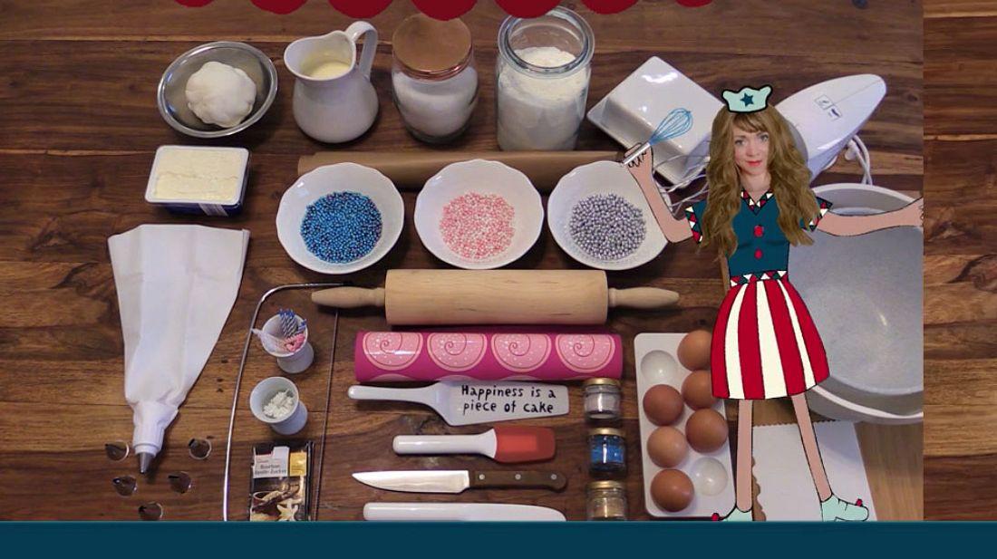 Ramona Dempsey wird Bäckerin