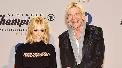 Michelle und Matthias Reim - Foto: imago images / Eibner