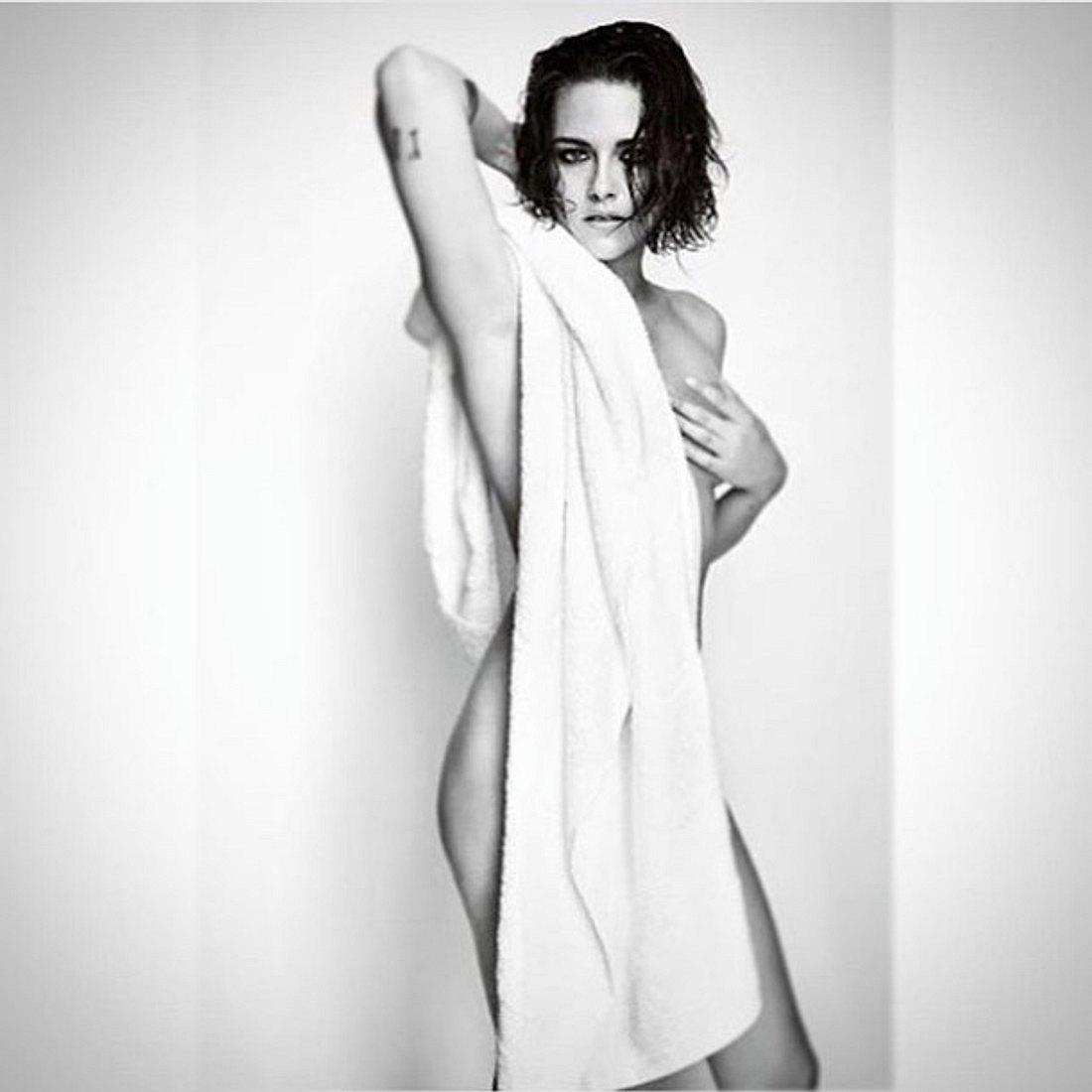 So sexy zeigt sich Kristen Stewart