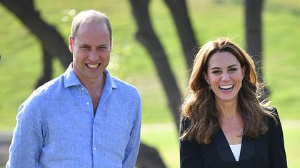 William und Kate - Foto: Getty Images