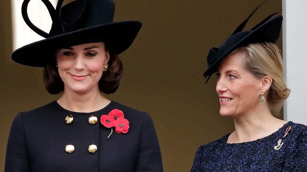 Herzogin Kate Sophie von Wessex