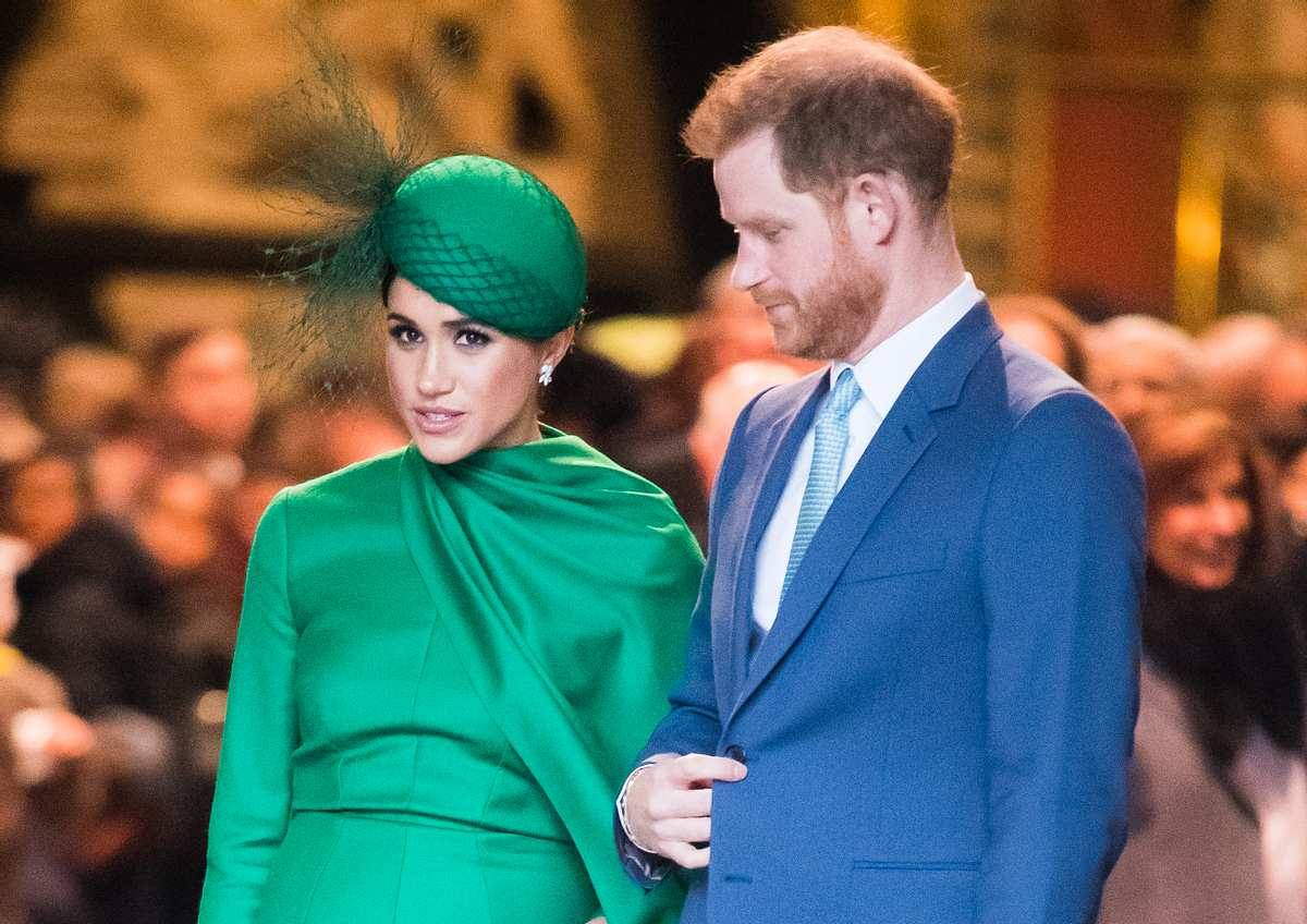 Prinz Harry und Herzogin Meghan: Der Kampf um Archie beginnt