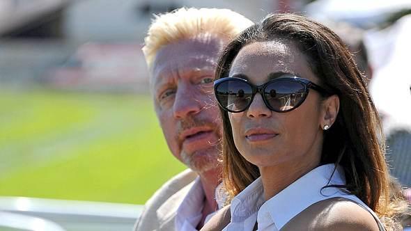 Jetzt geht sie auf die neue Freundin von Boris los! - Foto: imago