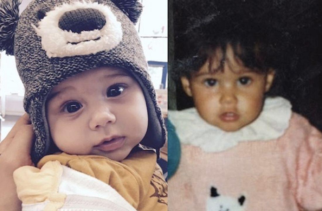 Sarah Engels: So ähnlich sah sie ihrem Alessio als Baby