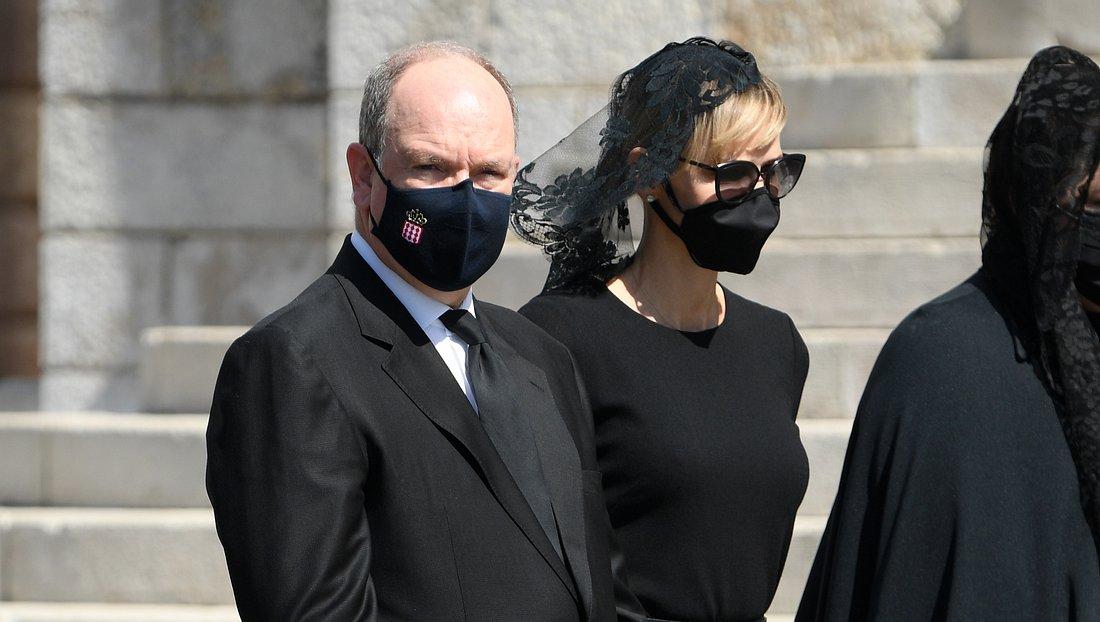 Fürst Albert II. & Charlène von Monaco