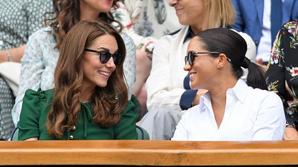 Kate und Meghan - Foto: Getty Images