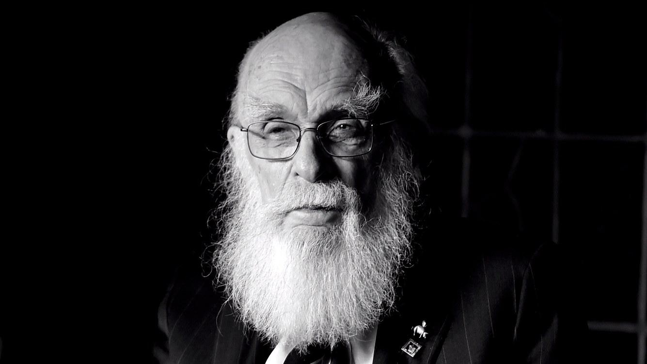 Zauberer James Randi