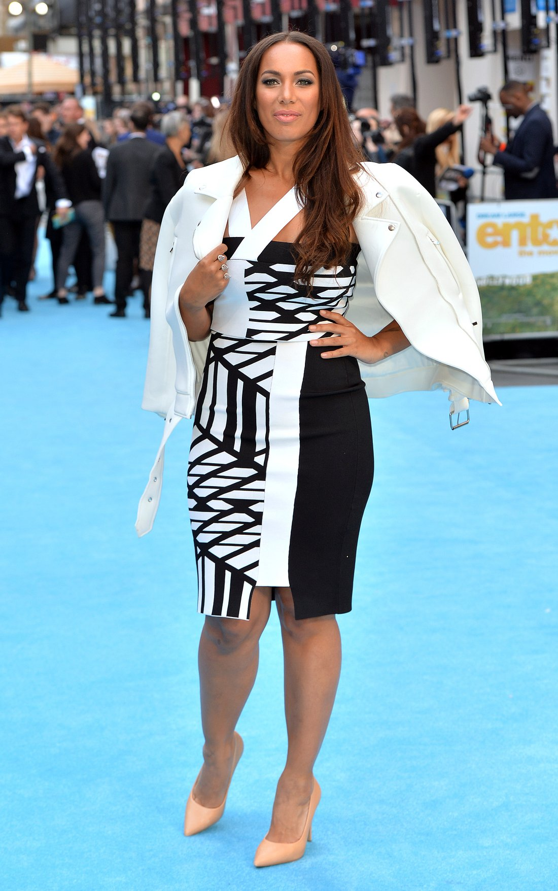 Leona Lewis war stolz auf ihre Kurven