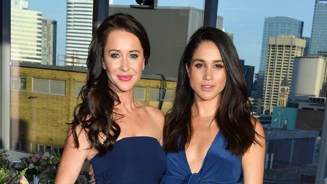 Jessica Mulroney und Herzogin Meghan