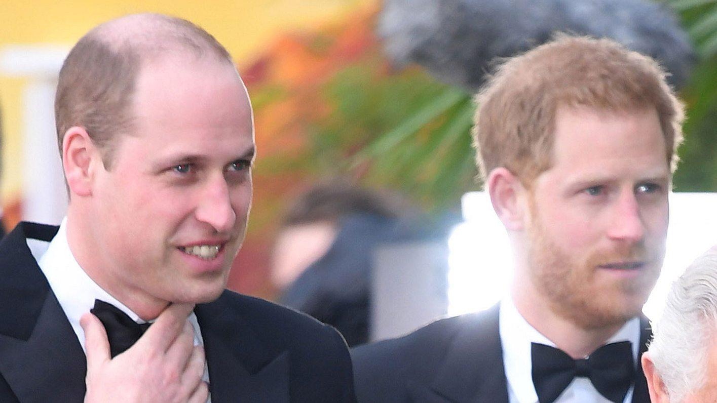 Harry und William