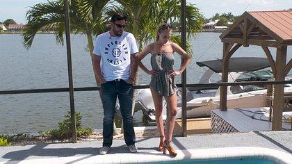 Laura Müller und Michael Wendler - Foto: TVNOW