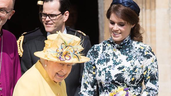 So süß gratuliert sie Prinzessin Eugenie zur Schwangerschaft!