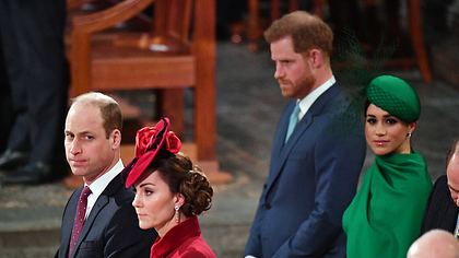 Kate, William, Harry und Meghan - Foto: Getty Images