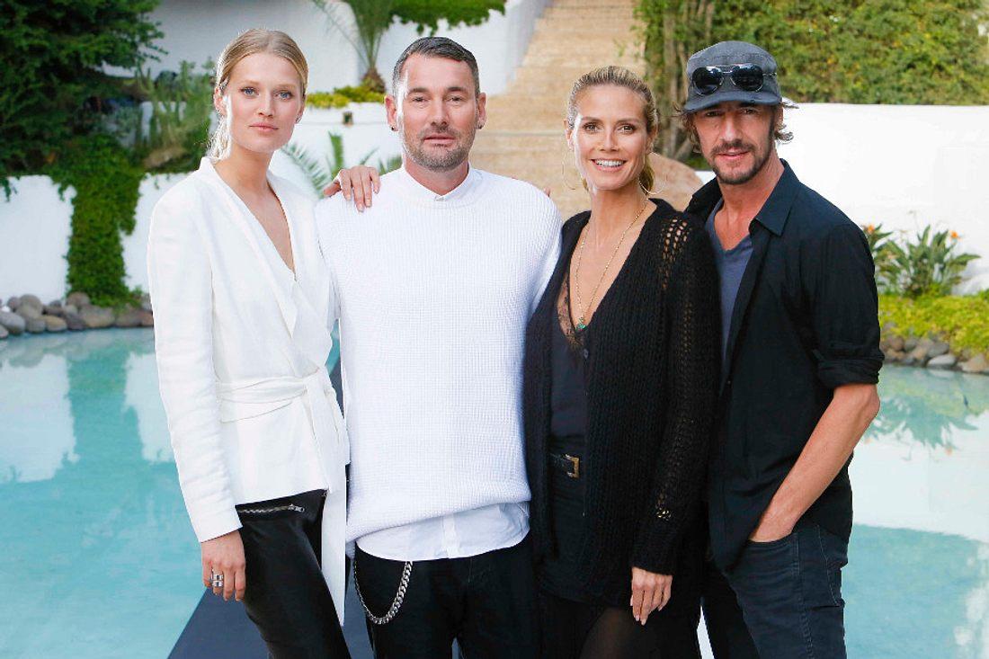 Toni Garrn als Gast-Jurorin bei Germany's next Topmodel