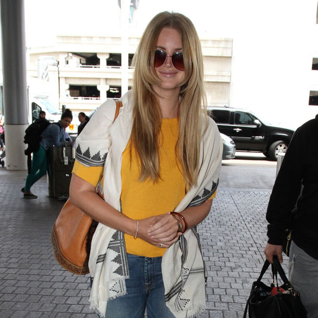 Lana Del Rey ist jetzt eine Blondine