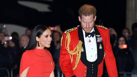 Harry und Meghan - Foto: Getty Images