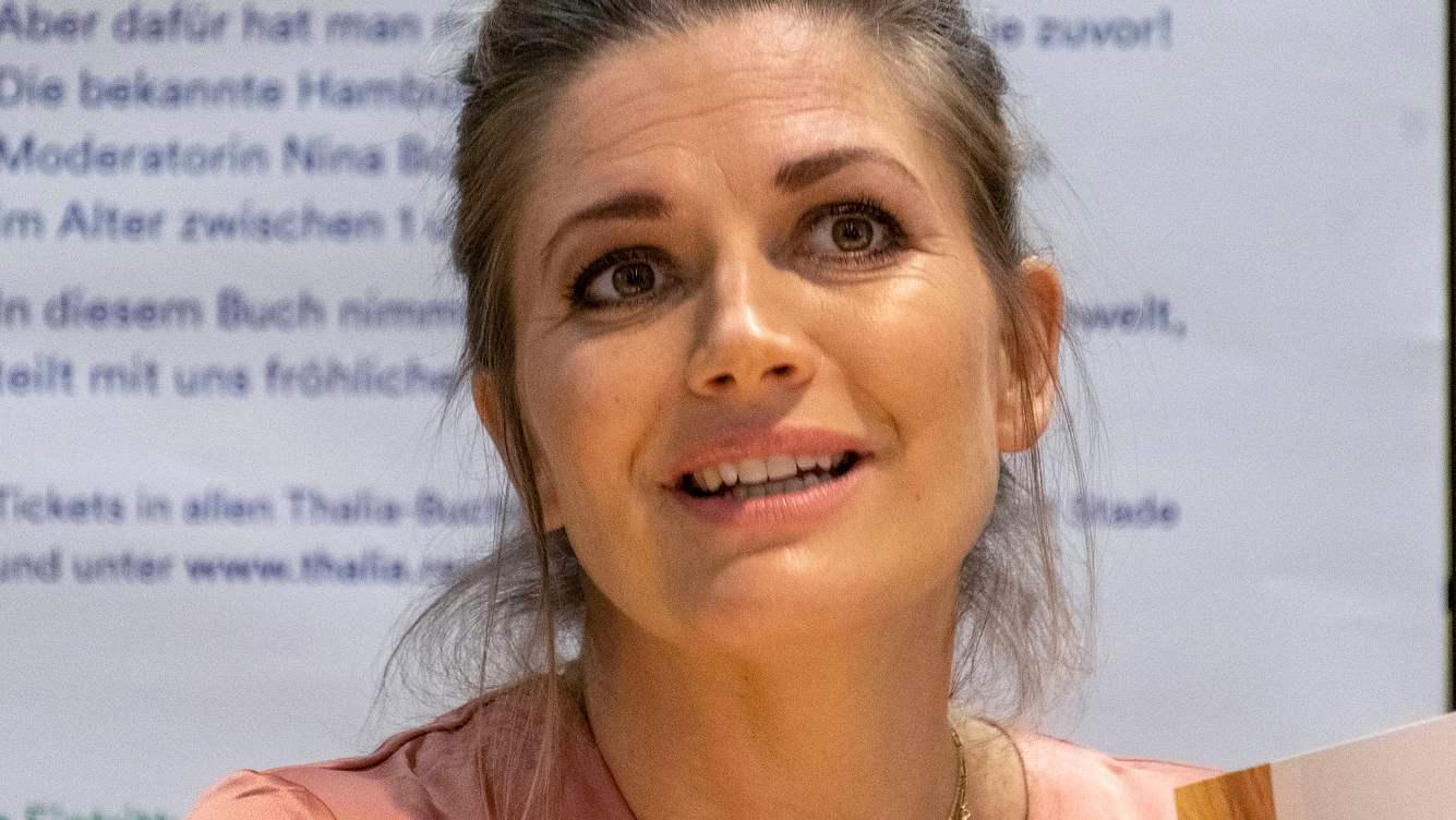 Nina Bott erwartet ihr 4. Kind